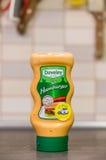 Соус гамбургера Develey Стоковое Фото