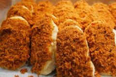 соус мяса хлеба Стоковая Фотография RF
