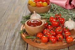 соус spices томат стоковая фотография rf