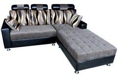 Софа cum кровать стоковое изображение rf