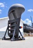 Сохраненный смычок подводной лодки Стоковое Изображение
