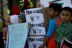 Сохраньте Газа стоковые фото
