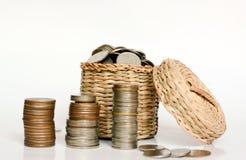 Сохраняющ деньги, сохраньте концепцию сбережений денег Стоковое Изображение RF