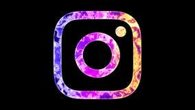 Социальные средства массовой информации 003 - Instagram видеоматериал