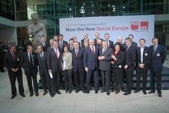 Социал-демократы стоковое фото