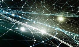 Социальные сети и концепция сети стоковая фотография
