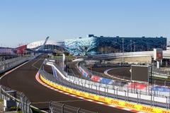 Сочи олимпийский парк Объекты и привлекательности Стоковая Фотография RF