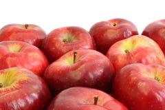 Сочные зрелые яблоки стоковое фото rf