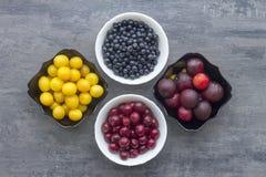 Сочные свежие ягоды Стоковое Фото