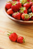 сочный красный цвет Стоковая Фотография