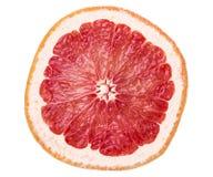 Сочный кусок грейпфрута Стоковое Изображение