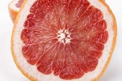 Сочный кусок грейпфрута Стоковые Фото