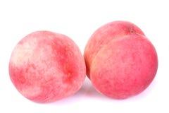сочный персик Стоковое фото RF