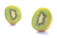 Сочный плодоовощ кивиа на белизне Стоковое Изображение RF