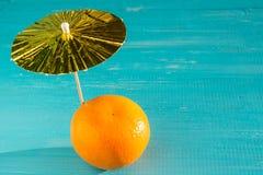 сочный tangerine Стоковая Фотография