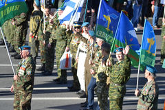 Солдаты воздушного десанта стоковое фото