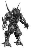 Солдат робота чужеземца Стоковое Фото
