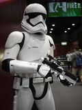 Солдат Stormtrooper в душе 2015 игрушки Стоковое Фото