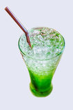 Сода кивиа Стоковые Изображения RF
