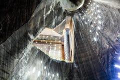 Солевой рудник Стоковые Изображения