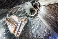 Солевой рудник Стоковые Фотографии RF