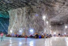 Солевой рудник Стоковое Изображение