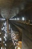 Солевой рудник Turda Стоковое фото RF