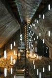 Солевой рудник Turda Salina Стоковое Изображение RF