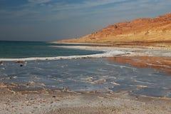 Соли мертвого моря Стоковые Изображения