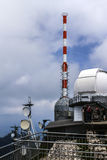Солнечная обсерватория Стоковое Изображение