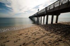 Солнечная Флорида Oceanscape 14 стоковая фотография