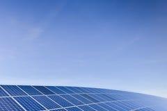 Солнечная энергия Стоковое фото RF