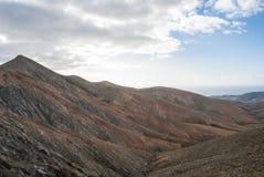 солнечний свет ряда горы состава естественный Стоковое Изображение RF