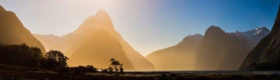 Солнечное Milford Стоковое Изображение
