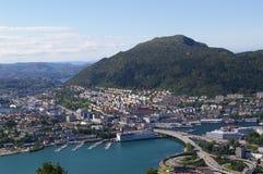 Солнечность Норвегии Стоковое Фото
