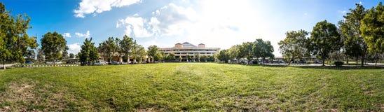 Солнечность университета Стоковые Фотографии RF