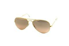 Солнечные очки авиатора Стоковая Фотография RF