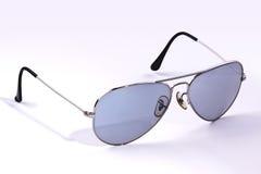 Солнечные очки авиатора стоковое изображение