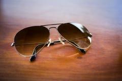 Солнечные очки запрета Рэй стоковое фото
