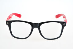 Солнечные очки изолированные на белизне стоковые фотографии rf