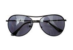 солнечные очки изолированные предпосылкой белые стоковые фото