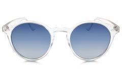 солнечные очки изолированные предпосылкой белые Стоковое фото RF
