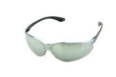 Солнечные очки на белой предпосылке Стоковое Изображение RF