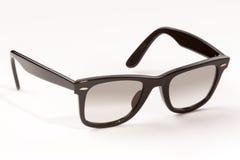 Солнечные очки - толстая черная тень рамки стоковая фотография