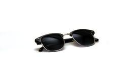 Солнечные очки Clubmaster Стоковая Фотография RF