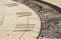 Солнечные часы Стоковое фото RF