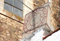 Солнечные часы II Стоковая Фотография
