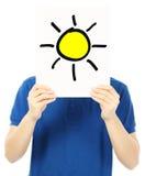 Солнечный внешний вид Стоковые Фотографии RF