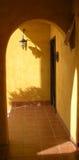 Солнечный вход Стоковое фото RF