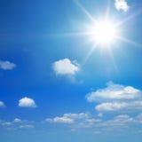 Солнечный свет Стоковая Фотография
